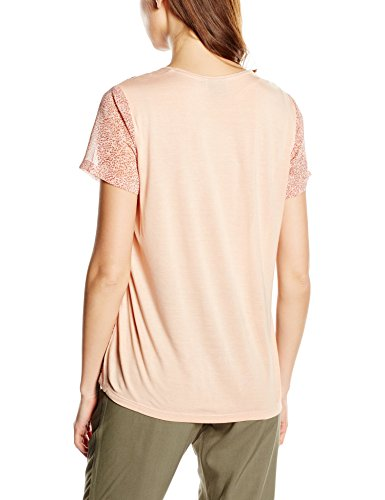B-Young Harsha Short Sleeve - Blouse - Femme Rose - Rosa (Sunset 80824)