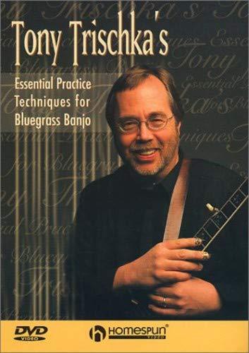 Tony Trischka - Essential Practice Techniques For Bluegrass Banjo [2002] [UK Import]