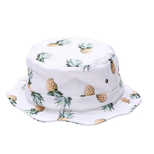 amazmall-women-cotton-bucket-hat-boonie-hunting-summer-fishing-outdoor-caps