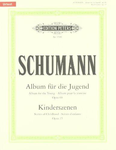 Album Fur Die Jugend & Kinderszenen