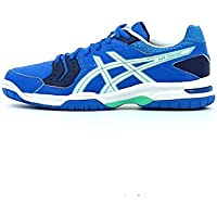 Asics - Gel Squad - E568Y3901 - El Color Azul Marino-Azul-Celeste - ES-Rozmiar: 37.0