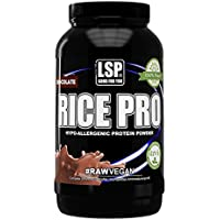 LSP Sports Nutrition Rice Pro, Schokolade, 1er Pack (1x 1 kg)