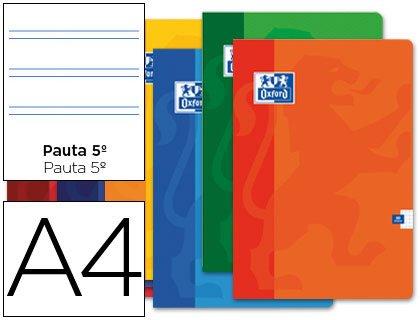 Preisvergleich Produktbild Oxford–Ringbucheinlage 48H DIN A42Streifen Muster (10Stück)