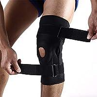 UxradG Kniebandage, Knieschoner mit seitlichen Stabilisatoren, Anti-Rutsch-Design, erhöhter Komfort bei Patella-Problemen preisvergleich bei billige-tabletten.eu