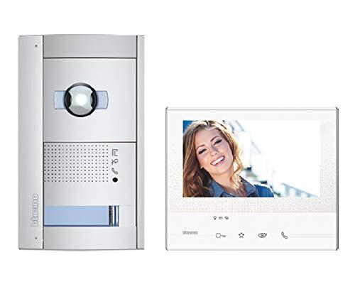Legrand, Flex'ONE Video-Set mit Türstation SFERA + N & D-Kamera und Hausstation CLASSE 300 X13E , 365811 Kit Component-video