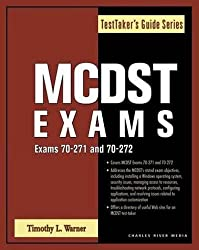MCDST Exams (EXAMS 70-271/70-272): Exams 70-271 and 70-272 (Charles River Media Networking/Security)