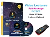 #7: IIT JEE Video Lectures : Physics Complete : In DVD