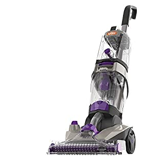 Vax ECJ1PAV1 Rapid Power Advance Carpet Cleaner, 6.2 liters, Grey/Purple