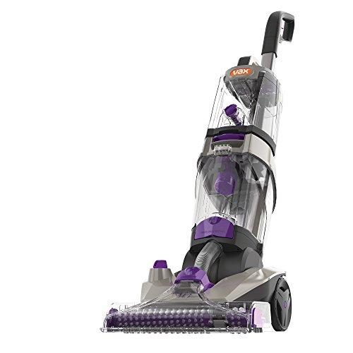 Vax ECJ1PAV1 Rapid Power Advance Carpet Cleaner, 6.2 Litre, Grey/Purple Best Price and Cheapest