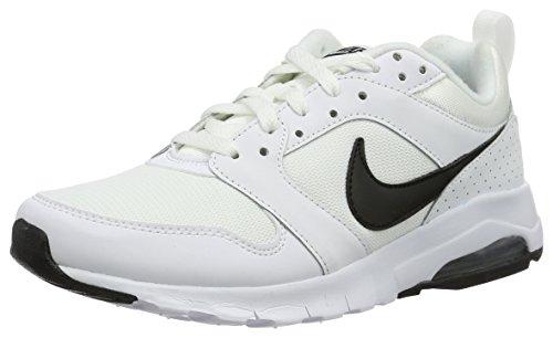 Nike Herren Air Max Motion Laufschuhe, Weiß (White/Black), 42 EU