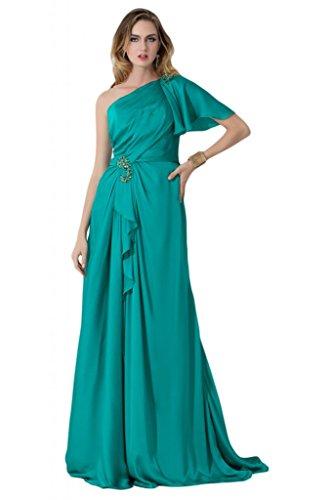 Sunvary Romantic uno Chiffon spalla e corsetto Cocktail Party Dresses Lilac