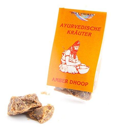 Raumduft Räucherwerk Holy Smokes Amber Dhoop 5 g 5 St.   Esoterik günstig online kaufen.