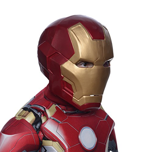 Rubies Costume Co Avengers 2 Age of Ultron Child's Mark 43 Iron Man 2-Piece Mask