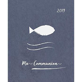 Ma Communion: C'est un événement beau et unique. Dans cet album j'enregistre mes impressions