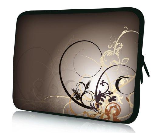 wortek Universal Notebook Tasche aus Neopren für Notebooks bis ca. 17,3 Zoll - Ranke Braun