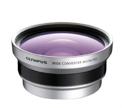 Olympus WCON-P01 Weitwinkel-Konverter für M.Zuiko Digital 14-42 mm 1:3,5-5,6 II Objektiv