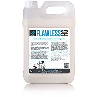 5L of TheChemicalHut® Flawless High Gloss Wet Look Floor Polish And Sealant with 25% Solids