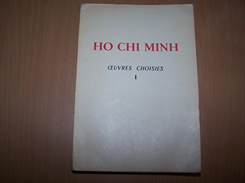 Oeuvres Choisies - Tome 1 (Articles de presse - Intervention au Ve congres mondial de l'international communiste - Le proces de la colonisation francaise)