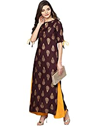 Meera Fab Women's Rayon Salwar Suit