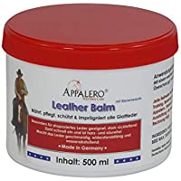 Appalero Western Care Leather Balm con Cera de Abejas, 500ML