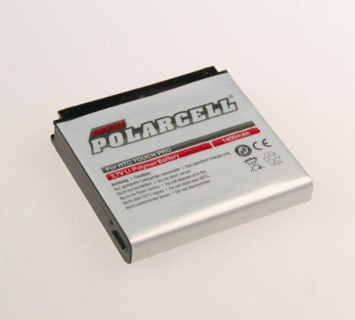 NFE² Edition Polarcell Lithium-Polymer Akku - 1400mAh - für PDA HTC T7272, Touch Pro, TyTN3, Raphael, Hermann, MDA Vario 4 und XDA Diamond Pro