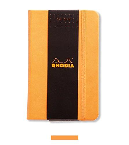 Rhodia 16260C Taccuino Arancio