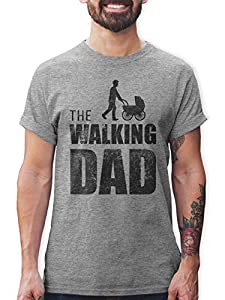 Shirtracer Camisetas Hombre The Walking