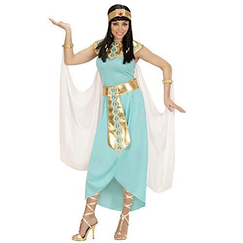 Widmann 49431 - Erwachsenenkostüm Ägyptische Königin, Kleid,