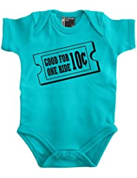 Good for one Ride Babybody 56 - 80 div. Farben