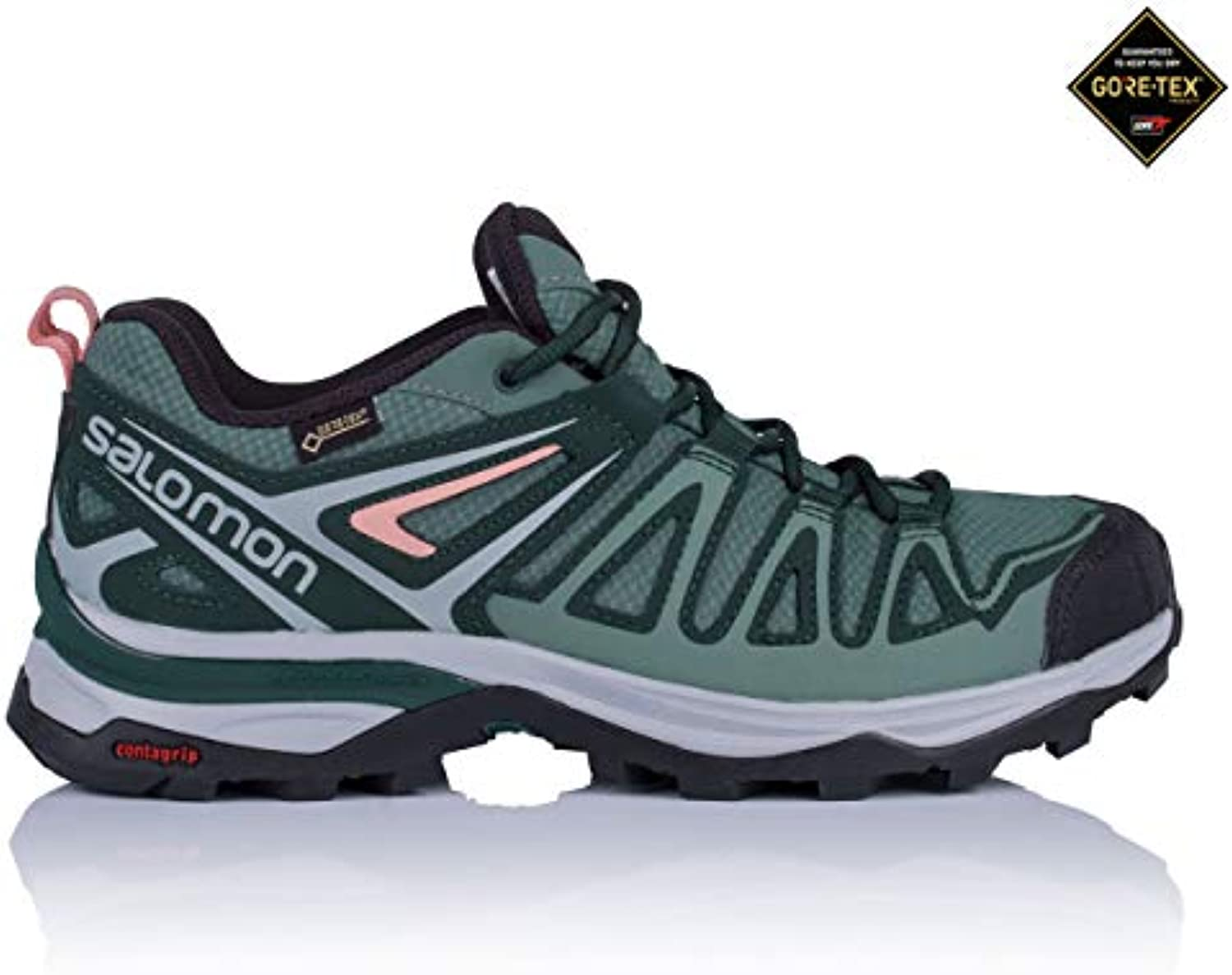 Salomon X Ultra Basses 3 Prime GTX W, Chaussures de Ran ée Basses Ultra FemmeB076B943P7Parent 2e55b9