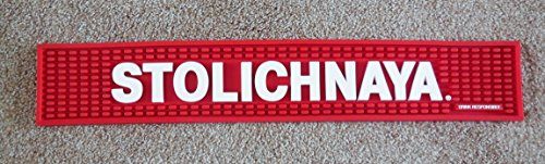 red-stolichnaya-bar-raill-spill-mat-by-stolichnaya