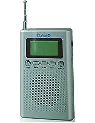 DigiVolt RD-811 Radio Digital de Bolsillo