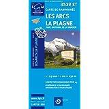 3532ET LES ARCS/LA PLAGNE