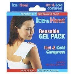 Ice N Heat Reusable Gel Pack.
