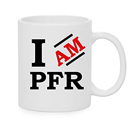 I Am PFR Tasse officielle