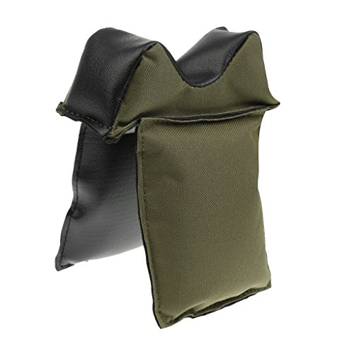 Homyl Anti-Rutsch Waffen Auflage Gewehrauflage Waffenauflage Einschiessbock Schießauflage für Gewehre und Luftgewehre