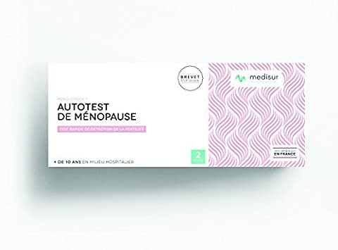 MEDISUR - Menopause Self Test - 2 tests