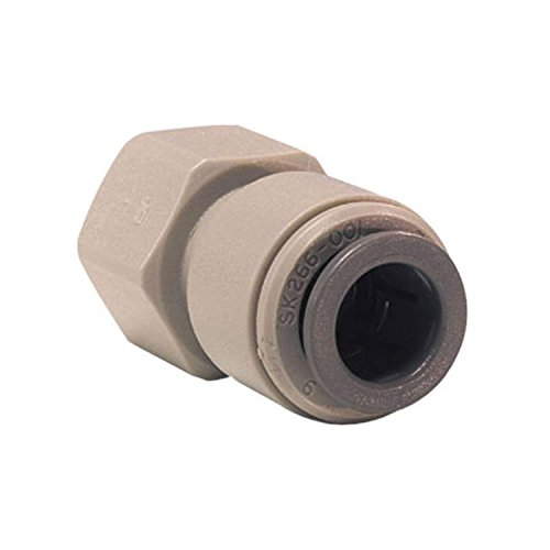 3/8 Drinking Water Tap Push Fit Adaptor John Guest CI3212U7S by John Guest (John Guest Fittings)
