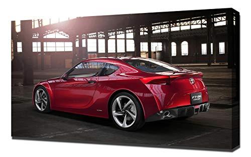 2010-Toyota-FT-86-Concept-V2-1080 - Stampa Artistica su Tela - Stampa Tela Canvas