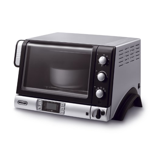 De'Longhi EOB2071 Pangourmet Forno elettrico, 20 litri, 6 tipi di cottura
