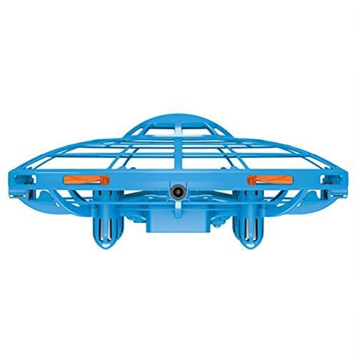 Jiobapiongxin Elektrische Federung Fliegen Schwebender Flug Infrarotsensor Fliegende Untertasse Mit LED-Licht Im Freien Spielzeug Für Jungen JBP-X