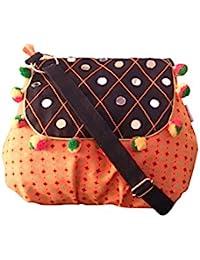1bf0ea34173a Amazon.in: Mirror-work Bags: Shoes & Handbags