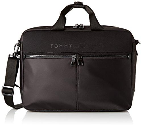 Tommy Hilfiger Urban Convertible, Sac messenger Noir (002)