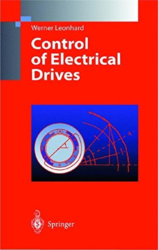 Control of Electrical Drives -