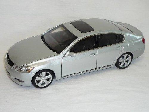 lexus-gs430-gs-ab-2006-silber-baugleich-gs450h-gs300-1-18-autoart-auto-art-modellauto-modell-auto