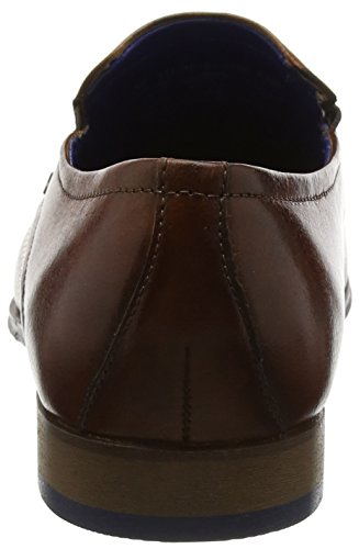 Bugatti Herren 311101622100 Slipper Braun (Cognac)