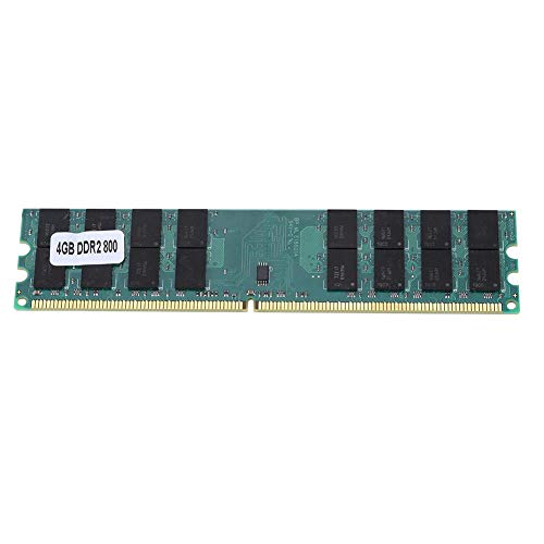 Kafuty Módulo Memoria Transmisión RAM DDR2 4 GB