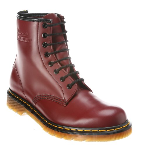 Dr. Martens 1460 UNION JACK 10950001, Stivali unisex adulto Cherry Red