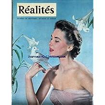 REALITES [No 77] du 01/06/1952 - J.J. GAUTIER - LES JEUNES AUJOURD'HUI - JEUNES ALPINISTES - FLORENCE - EXPLORATION EN AFRIQUE - L'UNITE EUROPEENNE SUR LE PLAN ECONOMIQUE - MILITAIRE - SCENTIFIQUE - LES PROGRES DE LA SCIENCE - DAPHNE DU MAURIER.