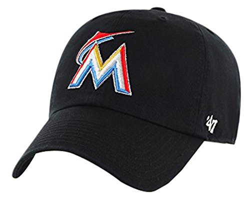 Baseball & Softball New Era Mlb Miami Marlins The League 9forty Verstellbare Kappe Weitere Ballsportarten